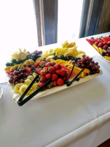 Fruit Tray number one